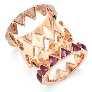 Tory Burch Puzzle Ring